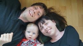 Familie im Reisemodus